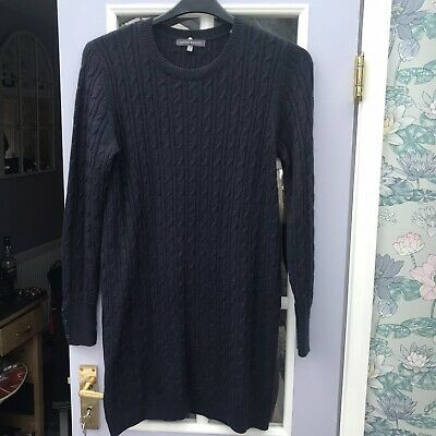 £12.99 • Buy Laura Ashley,   Size 14,  Knitted  Wool Mix  Dress,