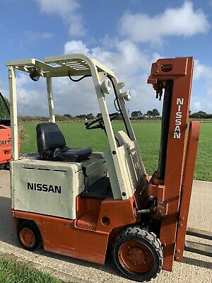 £2750 • Buy Nissan Electric Forklift Truck Container Spec