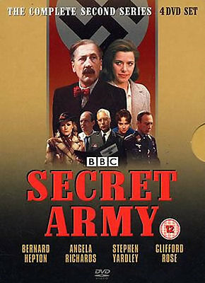 £24.95 • Buy Secret Army The Complete Second Series 2 Two New Sealed