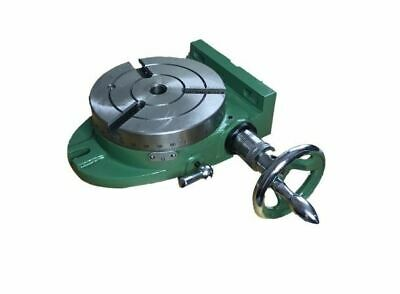 £165 • Buy 6'' Slimline Rotary Table 150mm / 6  New By Rdgtools For Milling Machines