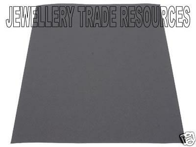 JEWELLERS EMERY PAPER JEWELLERY MAKING GRADE 2000 ( Previously Grade 6/0 ) • 1.49£