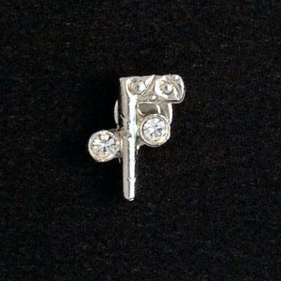 Tubal Cain Lapel Pin With Rhinestones (SPT2373) • 4.45£