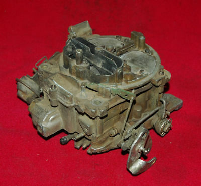 $ CDN424.54 • Buy 1974 7044210 Rochester Q-jet Carbs Corvette  L82 At Dated 2633 Needs Restoration