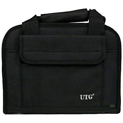 UTG Laptop Air Soft Pistol Paintball PADDED CASE 11x9  Preotection & Storage • 10.99£