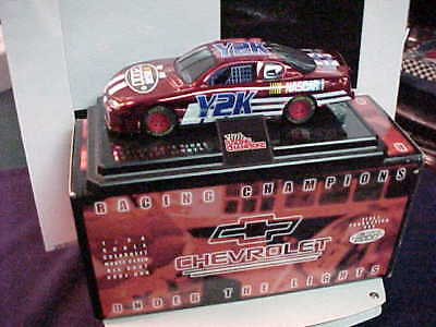 $9.99 • Buy 2000 CHEVROLET 1/24 UNDER THE LIGHTS RACING CHAMPIONS CAR W BASE & CAR COVER