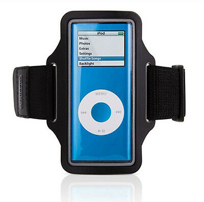 £10.12 • Buy Ipod Nano 2g 2nd Gen Sports Gym Arm-band Workout Running Case Cover Strap