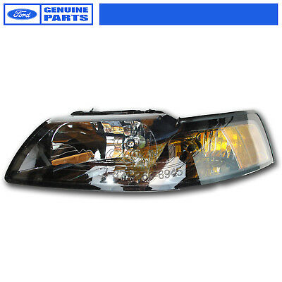 $235 • Buy NEW OEM 2001-2004 Ford Mustang LEFT Headlight - Black
