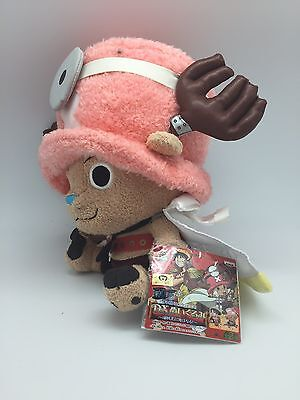 $12.95 • Buy Large Anime Plush One Piece CHOPPER In White Coat New