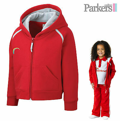New Official Uniform Rainbows Hoodie Hoody Hooded Sweatshirt Small Medium Large • 16.99£