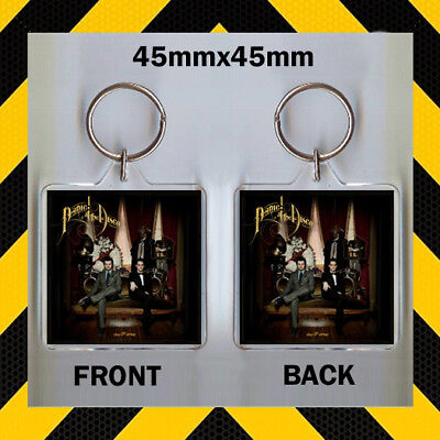 Vices & Virtues - Panic At The Disco -cd Cover Keyring • 3.85£