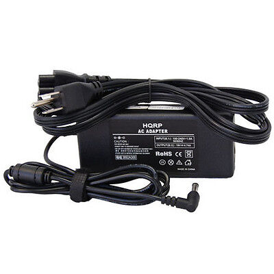 $12.95 • Buy HQRP 90W AC Adapter Charger For Samsung NP-Q430-JS01UK NP-QX410-S02US