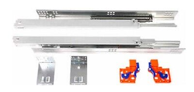 $17.50 • Buy 12 -21  Soft Close Undermount Concealed Slide Full Extension