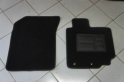 AU59 • Buy Tailor Made Floor Mats. Front Pair To Suit Suzuki Swift From 02/2011 To 03/2017
