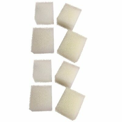 £6.99 • Buy 8 X Compatible Foam Filter Pads Suitable For Fluval Edge Filter