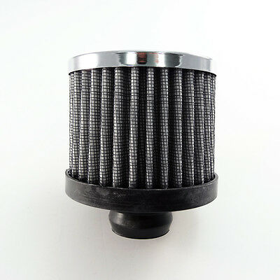 $14.99 • Buy SB Universal Push In Breather Filter No Oil Required Lifetime 1.25  X 3  X 2.5