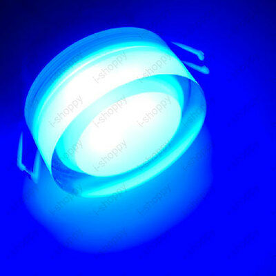 AU9.78 • Buy Crystal LED Round Ceiling Lamp Wall Fixture Light Acrylic Downlight Dimmable/N