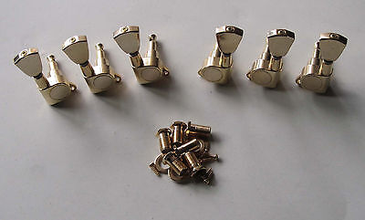 $ CDN16.28 • Buy Gold Electric Guitar Tuners Tuning Keys Machine Heads For Epiphone LP SG