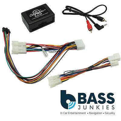 £60.95 • Buy CTVTYX002 For A Toyota Avensis, Corolla Aux In IPod IPhone Interface Adaptor