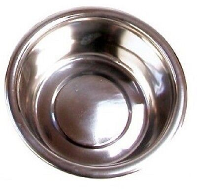 £4.99 • Buy Rosewood Stainless Steel Deluxe Metal Dog Puppy Pet Feeding Bowl Dish Reduced