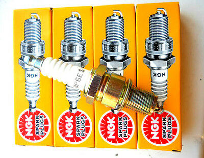 4 Pack NEW GENUINE NGK Replacement SPARK PLUGS BPR6ES Stock No. 7822 Trade Price • 11.50£
