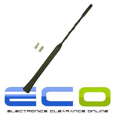 £4.95 • Buy 28cm Rover 25 45 75 MG ZR ZS 200 Roof Mount Replacement Car Aerial Antenna Black