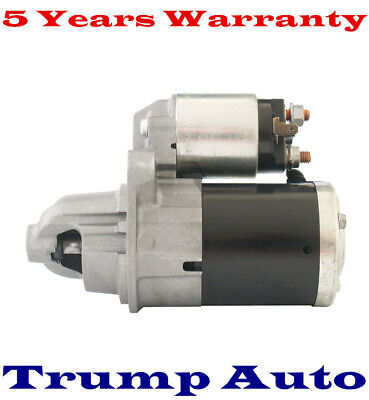 AU198 • Buy Starter Motor For Holden Cruze Engine M15A 1.5L Petrol 02-06