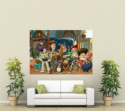 £18.90 • Buy Toy Story Giant 1 Piece  Wall Art Poster KR120