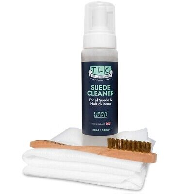 £6.95 • Buy Simply Leather Suede & Nu-Buck Cleaner. For Jackets, Coats, Handbags & More