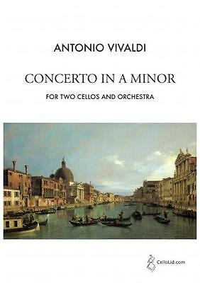 Concerto In A Minor For 2 Cellos And Orchestra (Piano Red... CL110 • 11£