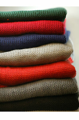 Neotrims Knit & Purl Knit Jersey Craft Fabric Material By The Yard, Backdrop • 5.99£