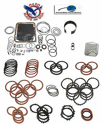 AU343.05 • Buy TH700R4 High Performance Rebuild Kit Stage 3 W/3-4 Power Pack 1987-1992