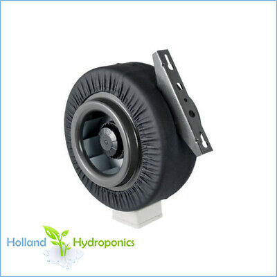 AU109.90 • Buy 4 /5 /6 /8 /10 /12  INLINE CENTRIFUGAL EXHAUST DUCT FAN Blower + Leather Jacket