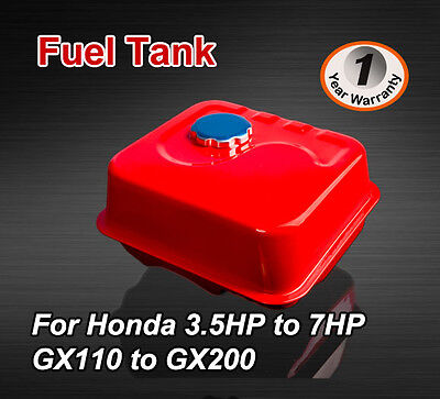 AU25.90 • Buy Fuel Tank For Honda Stationary Engine GX120 GX200 5.5HP 6.5HP 7HP 8HP With Cap
