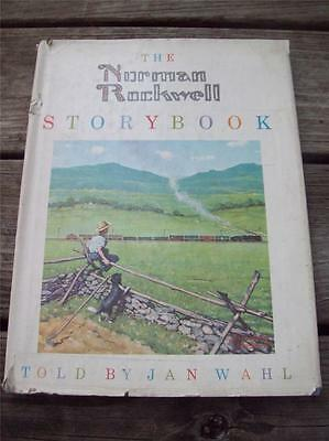 $ CDN357.24 • Buy The Norman Rockwell Storybook ~ Signed ~ Norman Rockwell EA-11