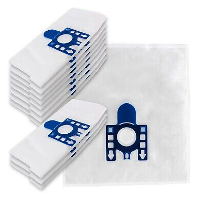 £9.95 • Buy 10 X Miele GN S456I-2 S5280 S300I S434I S4782 S5281 Vacuum Dust Bags & 2 Filters