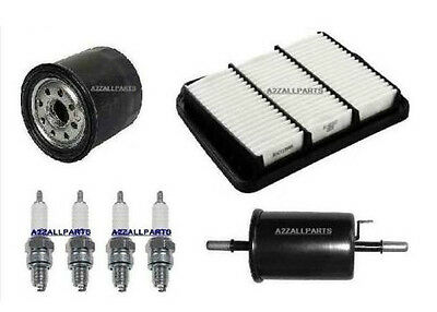 £48 • Buy For Chevrolet Lacetti 1.4 1.6 05 06 07 08 09 10 Service Parts Filter Plugs Kit