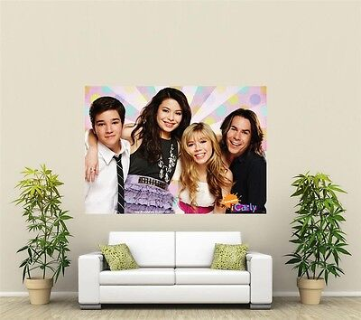 £15.50 • Buy ICarly Giant 1 Piece  Wall Art Poster KR139