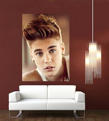 £18.90 • Buy Justin Beiber Giant 1 Piece  Wall Art Poster M129