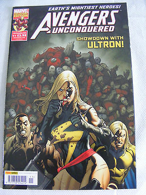 £3.99 • Buy Avengers Unconquered # 11 11/11/09