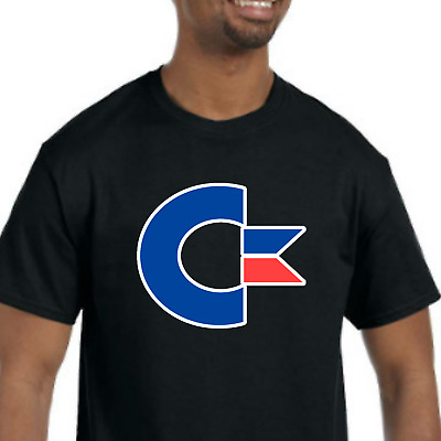 £13.66 • Buy Commodore T-Shirt NEW (NWT) *Pick Your Color & Size* - (64, VIC-20, 128, Amiga)