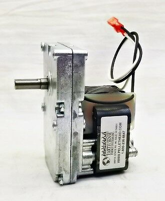 $78.95 • Buy Magnum Countryside Pellet / Corn Stove Auger Motor - 4 RPM CCW - #904 - MF3573
