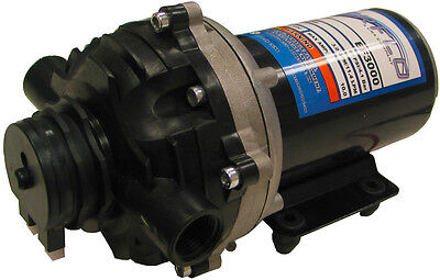 EVERFLO 12 Volt 3.0 GPM Diaphragm Water Transfer Pump For Motorhomes / Trailers • 61.09£