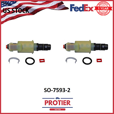 $44.99 • Buy Air Suspension Solenoid Valve For Ford Expedition F-150 Lincoln Navigator Pair