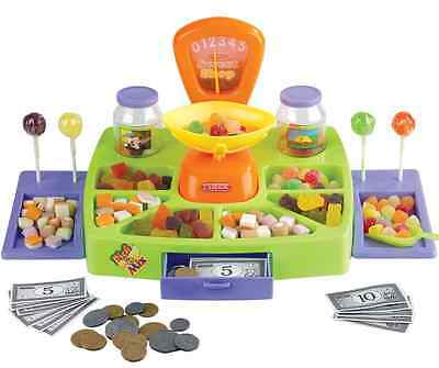 Casdon Pick & Mix Sweet Shop Little Shopper Money Scales Jars Kids Pretend Games • 13.99£