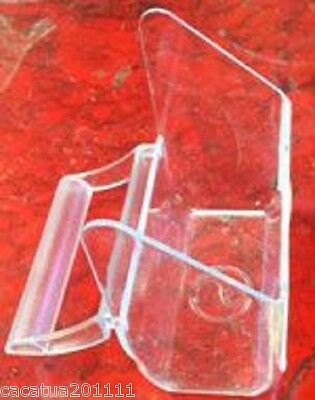 £3.99 • Buy OFFER: CAGE FRONT DRINKER - CLEAR X 2
