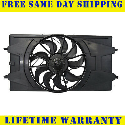 $54.30 • Buy Radiator Cooling Fan Assembly For Saturn Ion 2 PRONG  GM3115177