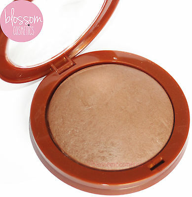 Royal BAKED BRONZER Bronzing Pressed Powder Compact SUNKISSED BRONZE LOOK NEW • 3.29£