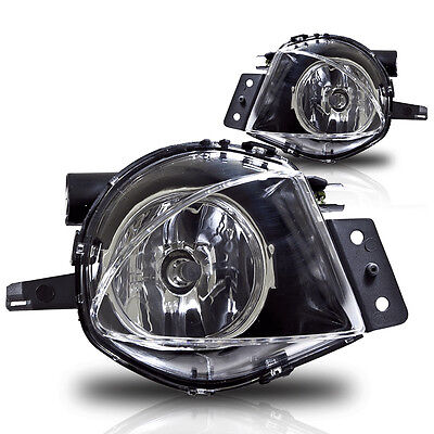 $40.99 • Buy 06-08 Replacement BMW E90 3 Series Fog Lights - Clear Pair Set