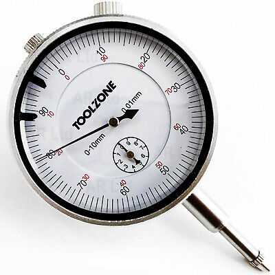 £11.99 • Buy DTI Dial Test Indicator/ Engineers Dial Test Indicator Measuring Clock 0 To 10mm