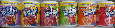 2 X KOOL-AID Drink Mix Flavor Choices  • 9.96£